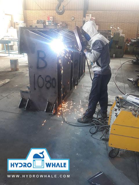 خدمات آهنگری هیدروال