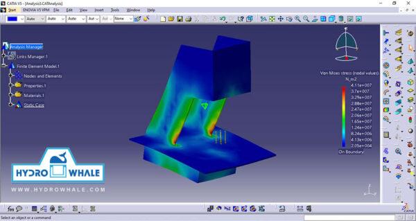 خدمات طراحی و مهندسی هیدروال