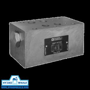 شیر هیدرولیک یکطرفه دوپلوماتیک-CHM7-فروشگاه هیدروال