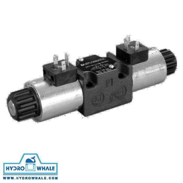 شیر هیدرولیک کنترل جهت دوپلوماتیک-DS3-فروشگاه هیدروال