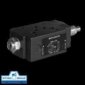 شیر هیدرولیک کنترل فشار دوپلوماتیک- Z4M-فروشگاه هیدروال