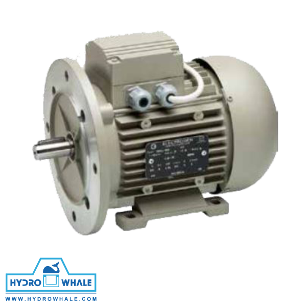 الکتروموتور تکفاز IMB35 الکتروژن - فروشگاه هیدروال