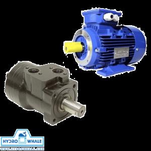 مقایسه موتورهای الکتریکی و هیدرولیکی